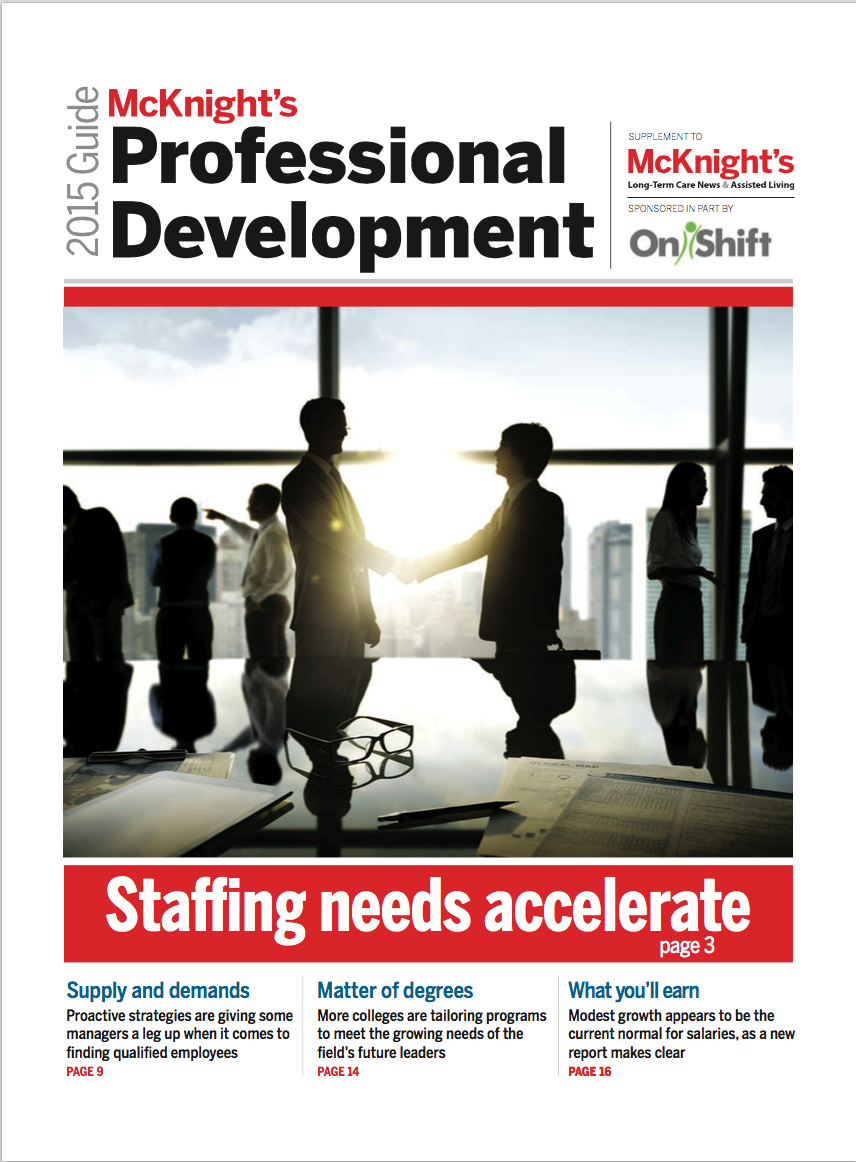Professional Development Guide 2015