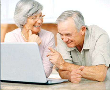 Social technology helps well-being in those 80 or older