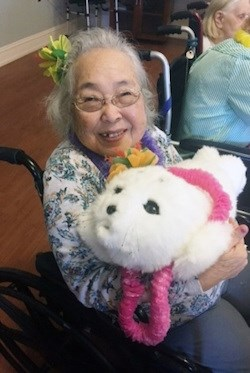 Therapy robot helps ease dementia symptoms: study