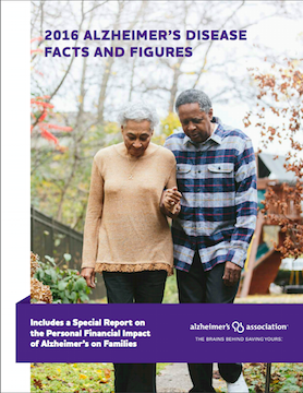 Report: Alzheimer's is costliest disease in United States