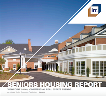Report: Seniors housing attractive investment but still faces challenges