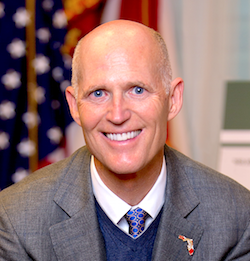 Gov. Rick Scott's emergency rules fine facilities $1,000 per day and threaten license revocation for noncompliance.