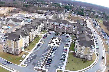 Lutheran Village at Miller's Grant as of March 1.