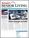 October 2016 Issue of McKnight's Senior Living