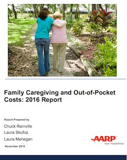 Medical expenses, including assisted living, account for 25% of family caregiver costs: survey