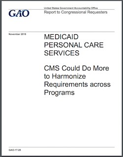 CMS should improve oversight of HCBS, GAO says