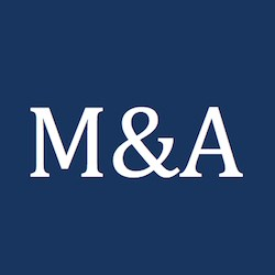 M&A hit 2017 low in third quarter