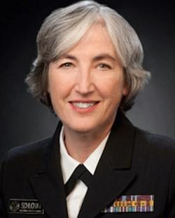 CDC Acting Director Anne Schuchat, M.D.