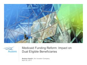 Per-capita Medicaid cap could reduce dual-eligible spending by $44 billion over 10 years