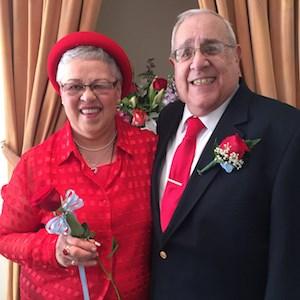 New Jersey newlyweds