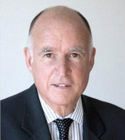 "California Gov. Edmund G. ""Jerry"" Brown Jr."