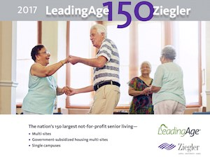LeadingAge Ziegler 150 top 10 sees minor changes for 2017