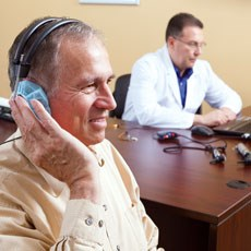 Hearing loss a possible sign of Alzheimer's