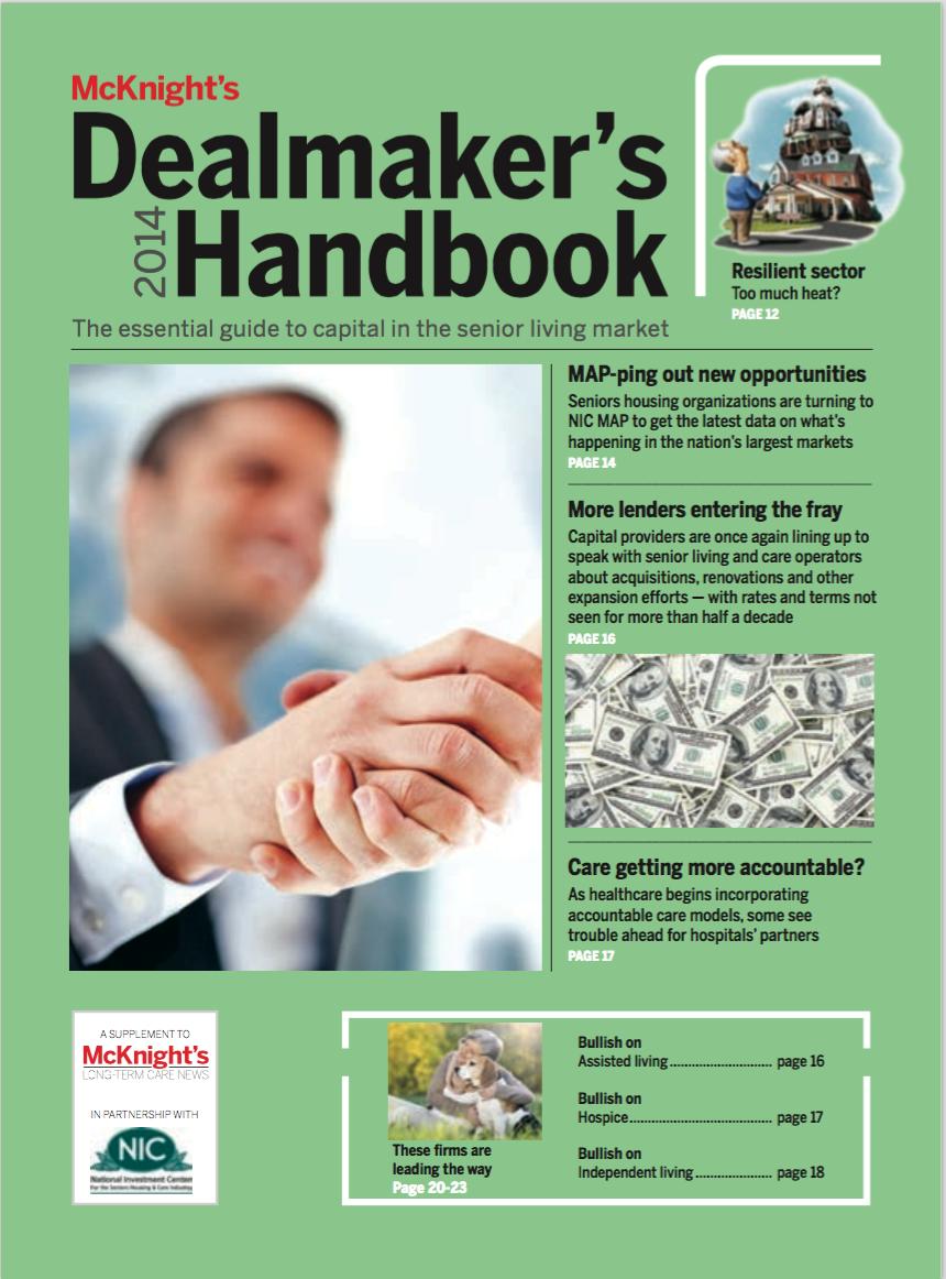 McKnight's Dealmaker's Handbook 2014