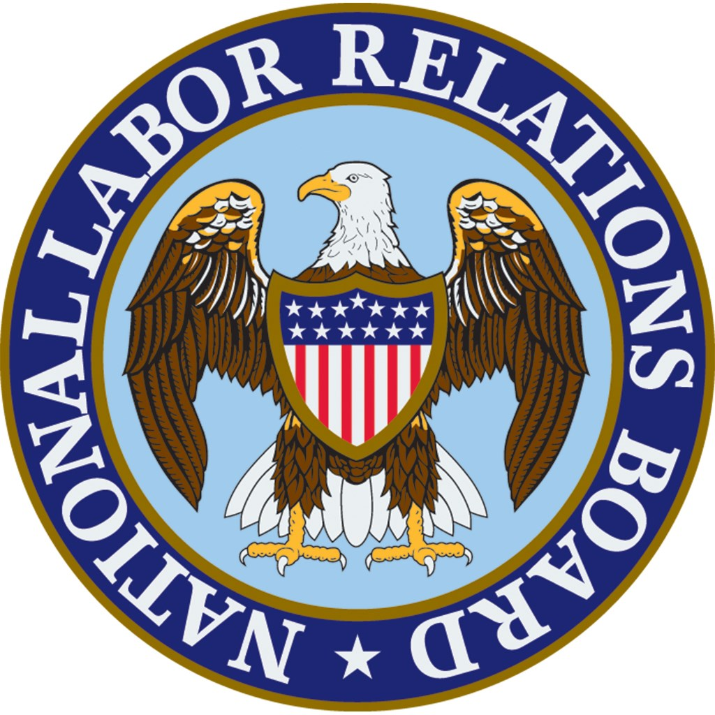 The National Labor Relations Board seal