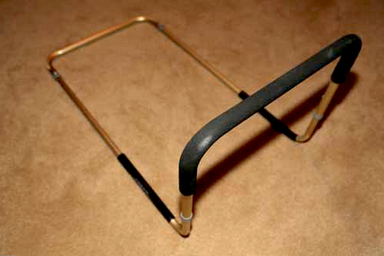 Portable bed rails recalled