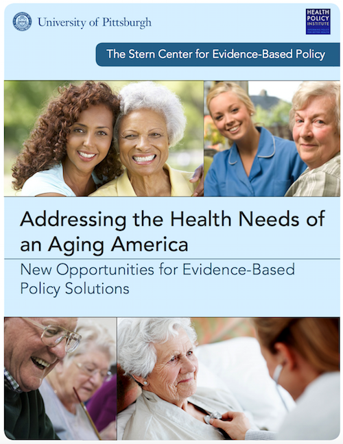 Major aging services policy issues identified in report