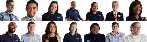National Brookdale campaign features associates