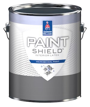 Sherwin-Williams paint kills bacteria