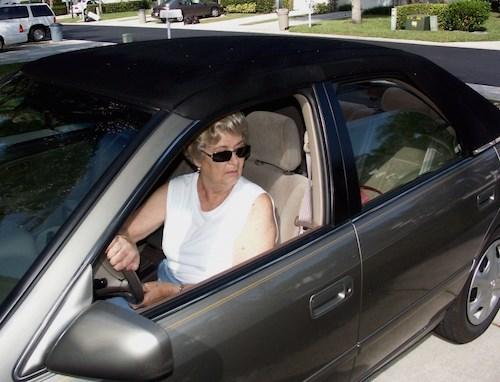 Driving safety tests only 77% accurate for those with dementia