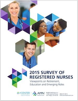 Survey shows RN retirement plans