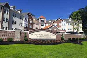 Brandywine Senior Living at Upper Providence, located in Phoenixville, PA.