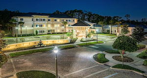 The Watercrest of Lake Nona is a finalist in NAHB Best of 55+ Housing Awards.