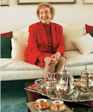 Frances Bartlett Kinne, Ph.D. (Photo courtesy of Jacksonville University)