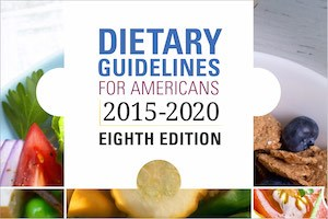 Government releases new dietary guidelines