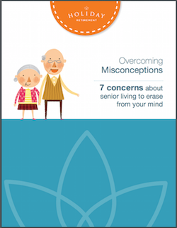 Baby boomers' top 7 concerns about senior living