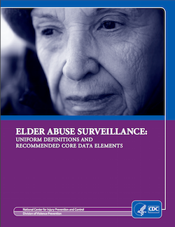 CDC releases elder abuse report