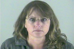Angela Judd (Photo: (Deschutes County Sheriff's Office)