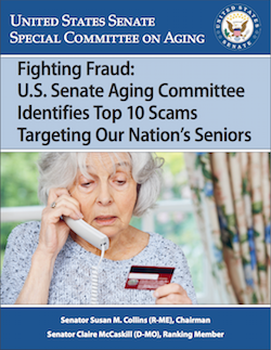 New guide details scams against seniors
