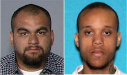Andrew Thomas Lauro, left, and Montez Lavell Wright III (Photo: Surprise Police Department)