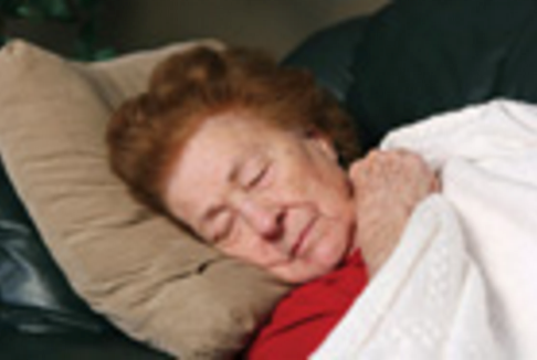 Sleepiness, Alzheimer's linked in study