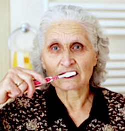 Study: Good oral care may help prevent cognitive decline