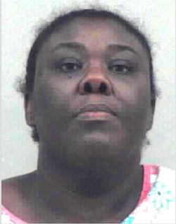 Lisa Williams (Credit: Gwinnett County Sheriff's Office)
