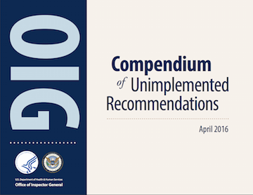 OIG: Assisted living hospice care payment reform a top priority