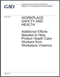 OSHA must do more to protect workers from violence, GAO says