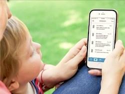 Caremerge redesigns app