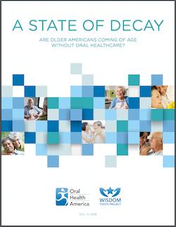Report: Older adult oral health varies by state