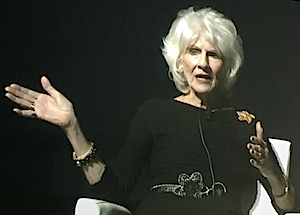 Diane Rehm advocates for choice at end of life