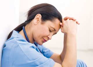 A survey of 3,765 nurses found that almost one-in-four respondents had been physically assaulted while on the job.