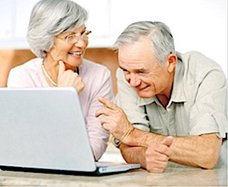 Seniors' use of technology is growing, survey finds