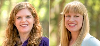 Shevaun Neupert, Ph.D., and Jennifer Bellingtier
