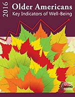2016 Older Americans Key Indications Of Well-Being