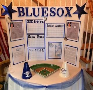 Senior living community makes baseball season memorable