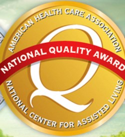 AHCA/NCAL announce Gold Excellence in Quality Award winners