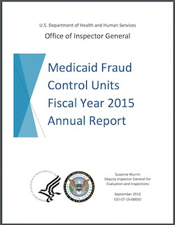 Medicaid fraud unit action results in 15 assisted living convictions