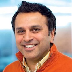Asif Kahn, founder and CEO of Caremerge